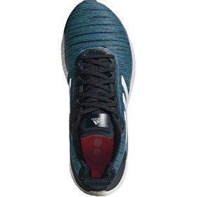 adidas SolarGlide Running Shoes Men Legend Ink/White/Hi-Res Aqua